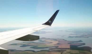 Foz do Iguaçu de Avião