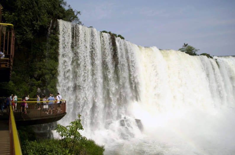 Cataratas del Iguazú - Foz do Iguaçu, PR