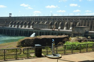 Itaipu Dam - Foz do Iguaçu, PR