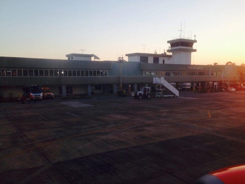 Aeroporto Internacional de Foz do Iguaçu