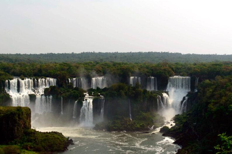 Passeio de Barco nas Cataratas do Iguaçu