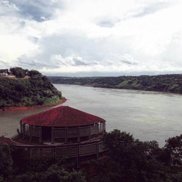 Tríplice Fronteira entre Brasil, Paraguai e Argentina